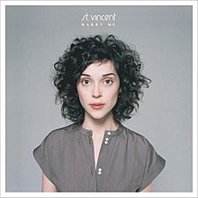 St. Vincent - Marry Me.jpg
