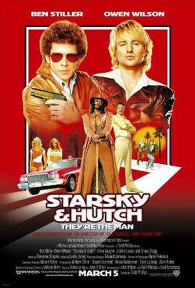 Picture of a movie: Starsky & Hutch