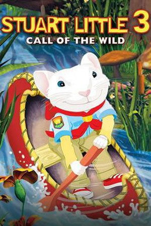 Stuart Little 3: Call of the Wild - iTunes poster
