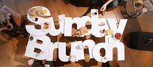Sunday Brunch - Image: Sunday Brunch logo