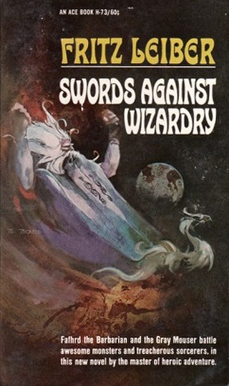 Swords Against Wizardry - cover art from first edition