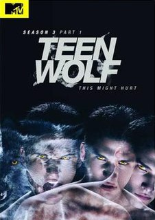 <i>Teen Wolf</i> (season 3)