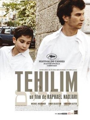 Tehilim (film) - Film poster