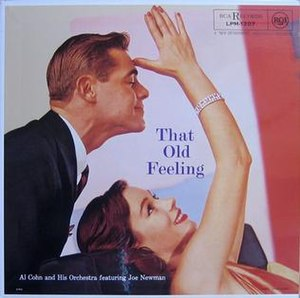 That Old Feeling (Al Cohn album) - Image: That Old Feeling (Al Cohn album)
