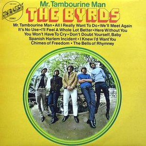 Mr. Tambourine Man (album) - Image: The Byrds Mr Tambourine Man Embassy A