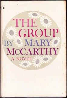 <i>The Group</i> (novel) Novel by Mary McCarthy