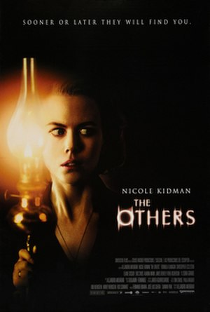 The Others (2001 film) - Theatrical release poster