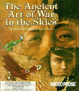 <i>The Ancient Art of War in the Skies</i> 1993 video game