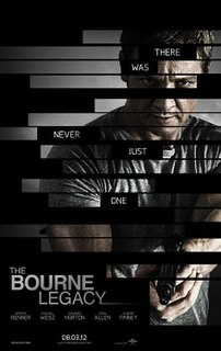 <i>The Bourne Legacy</i> (film) 2012 film directed by Tony Gilroy