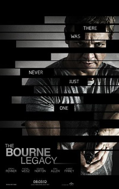 Picture of a movie: The Bourne Legacy