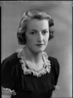 Lavinia Fitzalan-Howard, Duchess of Norfolk - The Duchess of Norfolk, 1939