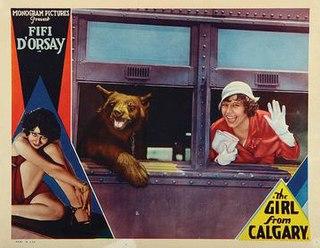 <i>The Girl from Calgary</i> 1932 film