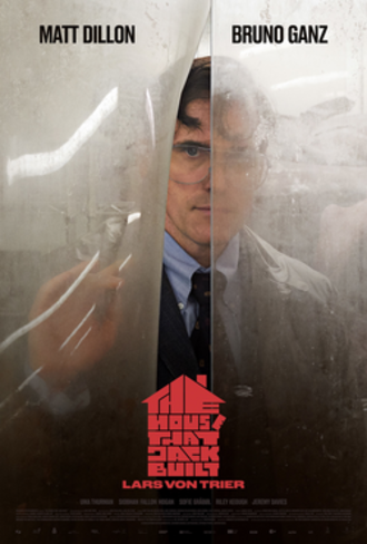 The House That Jack Built (2018 film) - Theatrical release poster