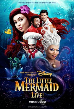 Image result for little mermaid live action movie""
