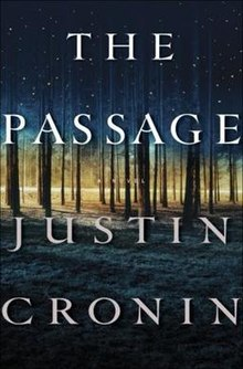 The Passage (Justin Cronin novel - cover art).jpg