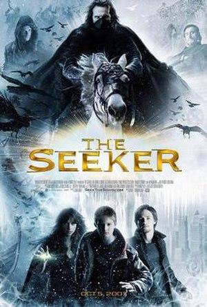 The Seeker (film) - Theatrical release poster