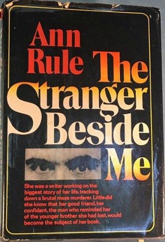 The Stranger Beside Me - Image: The Stranger Beside Me (book)