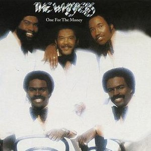 One for the Money (album) - Image: The Whispers One for the Money album