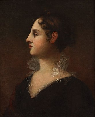 Theodosia Burr Alston - Theodosia Burr Alston in an 1802 portrait