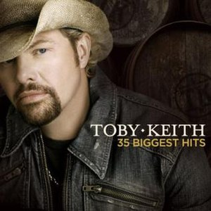 35 Biggest Hits - Image: Toby Keith 35Hits