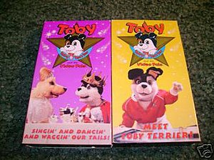 Toby Terrier - Image: Toby Terrier and His Video Pals VHS photos
