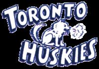 Toronto Huskies logo