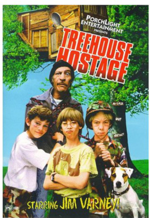 Treehouse Hostage - Image: Treehouse Hostage Video Cover