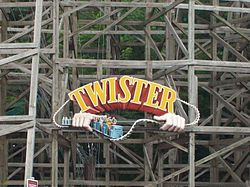 Twister Roller Coaster Wikipedia