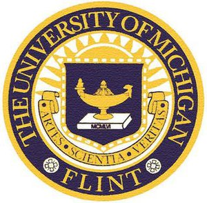 University of Michigan–Flint - Image: UM Flint Seal