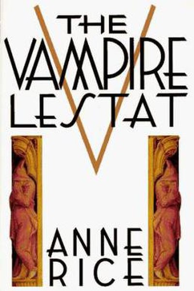 Picture of a book: The Vampire Lestat