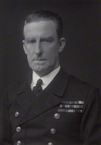 William Boyle, 12th Earl of Cork and Orrery - Admiral of the Fleet Lord Cork