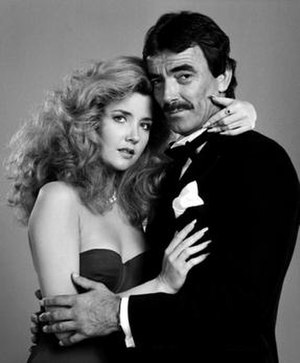Victor and Nikki Newman - Victor and Nikki in 1982.