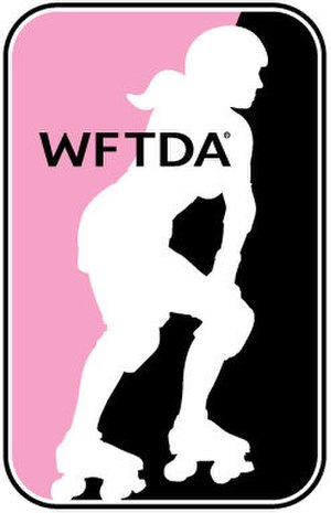 Women's Flat Track Derby Association - Image: WFTDA logo