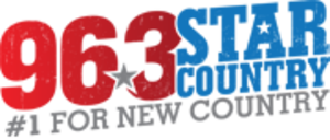 WMAD - Image: WMAD 96.3Star Country logo