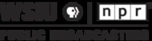 WSIU-TV - Image: WSIU (FM) logo