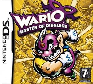 Wario: Master of Disguise - Image: Wariods