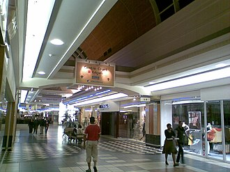 Roodepoort - Westgate Mall is situated in West Roodepoort and is one of the 'Four Gates' to Johannesburg.