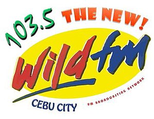 DYCD - Wild FM logo from 2011 to 2015