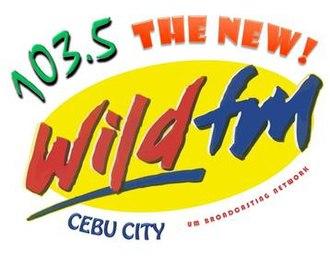 DYCD - Wild FM logo from 2011 to 2015