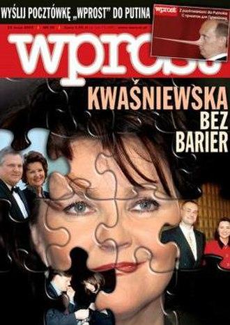Wprost - Image: Wprost