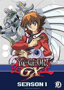 Yu-Gi-Oh! GX (season 1) - Wikipedia