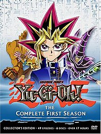 Yu-Gi-Oh! Duel Monsters (season 1) - Wikipedia
