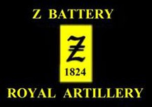 Z Battery Royal Artillery - Image: Z Bty Crest