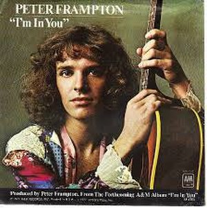 """I'm in You (song) - Image: """"I'm in You"""" Peter Frampton"""