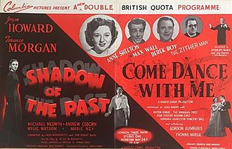 Shadow of the Past - British trade ad