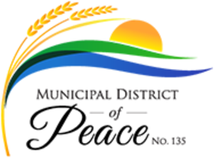 Municipal District of Peace No. 135 - Image: AB MD of Peace logo