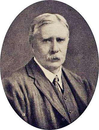 Hugh Walpole - A. C. Benson, an early mentor.