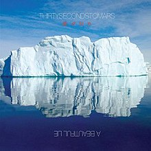 A Beautiful Lie by 30 Seconds to Mars single cover art.jpg