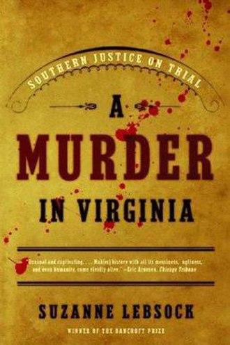 A Murder in Virginia - Image: A Murder in Virginia