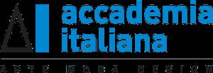 Accademia Italiana Skopje - Image: Accademia Italiana logo